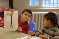 AHMET ATAÇ - Çukurhisar Belde Evi Ve Sanat Merkezi Yeni Ufuklar Kazandırıyor