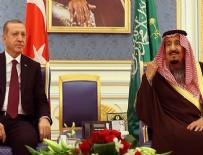 Cumhurbaşkanı Erdoğan'dan Kral Selman'a Arapça teşekkür