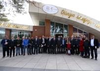 MEHMET TAHMAZOĞLU - Cumhurbaşkanı Erdoğan, Gaziantep'te Toplu Açılış Törenine Katılacak