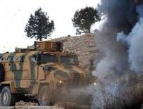 Zırhlı araca bombalı saldırı