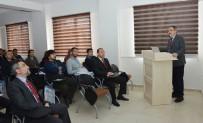 MUSTAFA ŞAHİN - Deneysel Tıp'ta İlk Ders Rektör Şahin'den