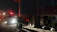 Diyarbakır'da Baz İstasyonlarına Molotoflu Saldırı