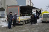 PAZARCI ESNAFI - Dondurucu Soğuk Pazarı Olumsuz Etkiledi