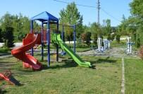 KOÇYAZı - Dört Mahalleye Park Yapılacak