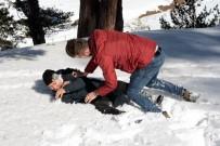 KENDIRLI - Eğriçimen Yaylasında Kış Festivali Yapıldı