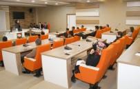 Elazığ'da 'ISO 9001 Açıklaması2015' Standardına Geçiş Eğitimi Verildi