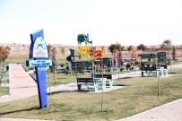 HALIL KAYA - Eyyübiye Belediyesi İlçeye Yeni Parklar Kazandırıyor