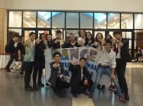 FLL Robot Turnuvası'nda Jüri Ödülü Aldılar
