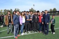 KÖPRÜLÜ - Futbolda Sarıçam Spor Lisesi Şampiyon