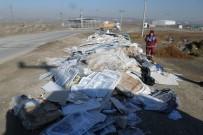 GEBZE BELEDİYESİ - Gebze'de Kaçak Atığa Geçit Yok