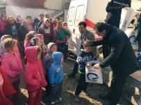Gestaş'tan Depremzedelere Giyim Yardımı