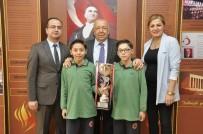 BİSİKLET - İkiz Kardeşler, Bisiklet Yarışında Türkiye İkincisi Oldu