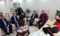 BEL FITIĞI AMELİYATI - İl Hakemi Sevindik Çetinkaya Sezonu Kapattı