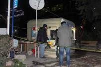 TAKSİ ŞOFÖRÜ - İstanbul'da Taksi Durağına Silahlı Saldırı