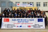ERASMUS - Kahtalı Öğrenciler Yurtdışında Eğitim Görecek