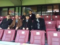 Kayseri Ticaret Odası, Galatasaray Maçında Kayserispor'a Destek Oldu