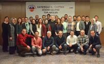 STRATEJI - Kayserigaz Yönetimi 2016 Yılını Değerlendirdi