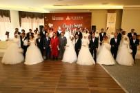TAHAMMÜL - Keçiören Belediye Başkanı Ak 14 Şubat'ta 14 Çifti Evlendirdi