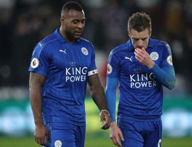 Leicester City çöküşte