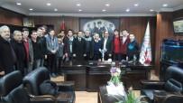 GÜLÜÇ - Liseli Şampiyonlar Mutluluklarını Başkan Demirtaş İle Paylaştı