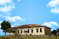 SOSYAL TESİS - Mezitli Belediyesi, Taş Mektep'i Restore Ettiriyor