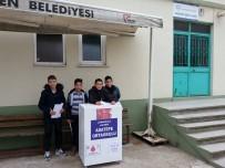 Öğrenciler Köy Kahvehanelerini Gezip Kan Bağışı Topluyor