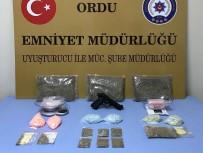 Ordu'da Uyuşturucu Operasyonu Açıklaması 31 Gözaltı