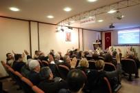 NURETTIN ÖZDEBIR - OSİAD Başkanı Kurt Güven Tazeledi