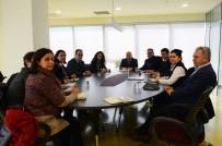BEYIN FıRTıNASı - Osmangazi'de Yeni Projeler Masada