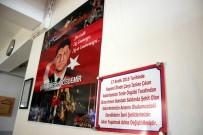 KOMANDO TUGAYI - Kayseri'de 17 Aralık Şehitlerinin Adı Sınıflarda Yaşatılıyor