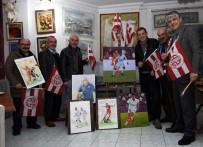 RESSAM - Ressamlar Fırçalarıyla Antalyaspor'u Anlatacak