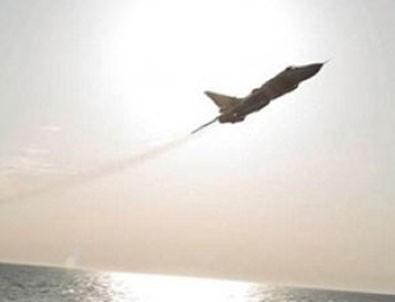 Rus savaş uçaklarından ABD gemilerine taciz