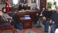Sağlık Müdürü'nden Başkan Alçay'a Ziyaret