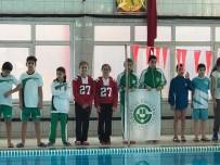 Sanko Okullarının İki Yüzücüsünden Büyük Başarı