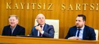 SARAYBOSNA - Saraybosna Belediye Başkanı Skaka Başkan Sekmen'i Ziyaret Etti