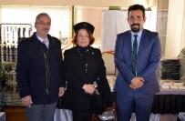 GAZILER - Şehit Aileleri Ve Gaziler Başak Koleji'nin Sergisini Ziyaret Etti