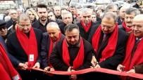 ALI KABAN - Şehit Polis Hasan Bilgin Kan Alma Birimi'nin Açılışı Gerçekleştirildi