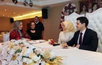 YENİMAHALLE BELEDİYESİ - Sevgililer Günü'nde Dünya Evine Girdiler