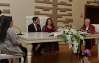 MUSTAFA BOZBEY - Sevgililer Günü'nde Nilüfer'de 'Evet' Dediler