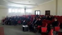 TRAFİK TESCİL - Sivas'ta Çiftçilere Trafik Eğitimi Verildi
