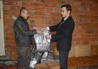 Sur Belediye Başkanı Özkan, Mağdur Aileye Sahip Çıktı