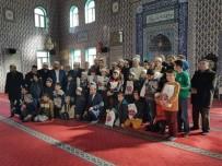 BURHAN ÇAKıR - Tevhid Camii'nde 'Haydi Çocuklar Namaza' Kampanyası