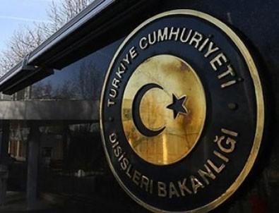 Türkiye'den Enosis kararına sert tepki