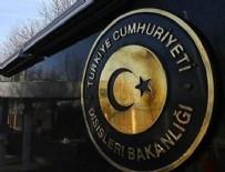 KıBRıS RUM YÖNETIMI - Türkiye'den Enosis kararına sert tepki