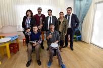 BAŞKAN ADAYI - Uysal, Heusenstamm Belediye Başkanı'na Ev Sahipliği Yaptı
