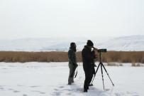 FEN FAKÜLTESİ - Van'da Kış Ortasında KOSKS Çalışmaları Sona Erdi