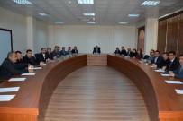 Viranşehir'de Referandum Sürecinde Geniş Güvenlik Tedbirleri Alınacak