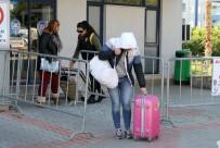 TOSMUR - Vizesi Dolan Yabancı Uyruklu 2 Kadın Gözaltına Alındı