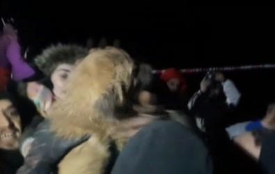 10 gündür kuyuda olan köpek kurtarıldı
