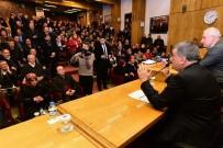 SELAHATTIN GÜRKAN - Ak Parti Battalgazi İlçe Teşkilatı Tarafından Mahalle Başkanları Toplantısı Yapıldı